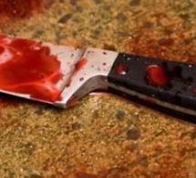 Audio- Teuss : Le jeune garcon poignarde à mort son père