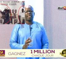 Vidéo : Sa Ndiogou déplore le comportement de Sanex et Cie, face à Macky Sall, à l'Université de la COJER