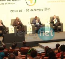 Photos : Le 3ème Forum sur la Paix et la Sécurité en Afrique en images