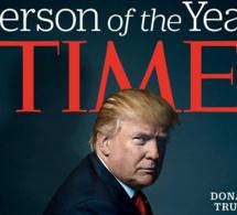 """Donald Trump désigné """"personnalité de l'année"""" 2016 par le magazine Times"""