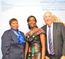 Photos : Gala CPI : Coumba Gawlo enchante Fatou Bensouda et séduit ses hôtes