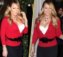 Photos : Mariah Carey : Mère Noël sexy pour une mission très spéciale à New York !