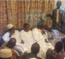 Abdoulaye Baldé, Oumar Sarr, Idrissa Seck, Aïda Mbodj, Khalifa Sall et d'autres responsables de l'opposition reçus par Serigne Abdou Aziz SY