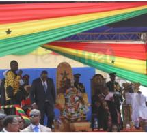 Photos : le président Macky Sall a assisté à l'investiture de son homologue Ghanéen,  Nana Akufo-Addo, ce samedi, à Accra