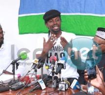 Images: le mouvement Gom sa bop (Gambie ) et le mouvement ''Y en a marre'' (Sénégal)