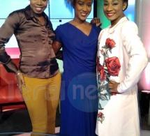 Un trio de l'émission Kinkéliba de la RTS1: Aïssatou, Nafisaer et Sarah, elles sont magnifiques !!!