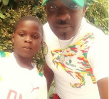 Can 2017- Mbaye Dieye Faye et la famille Sing Sing Rythme en mode 12ème Gaindé pour supporter les Lions