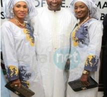 """Le président Barrow et ses """"premières dames"""" en quelques clichés !!!"""