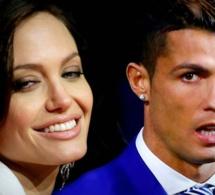 Ronaldo avec Angelina Jolie ?