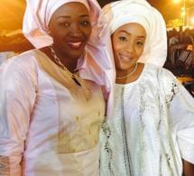 Faty Dieng et Sarah Cissé de la TFM en mode TAGUAL