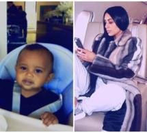 Kim Kardashian ne se maquille presque plus... et ça nous plaît !