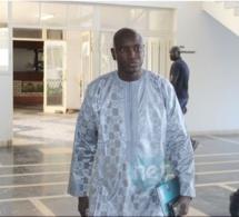 Photos- Le ministre Aly Ngouille Ndiaye à l'assemblée nationale