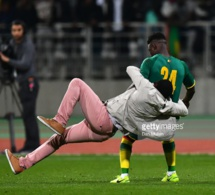 (14 photos) Sénégal-Côte d'ivoire (1-1): folle fin de match, les photos choc qui vont faire le tour du monde...