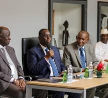 Photos: Président Macky Sall a renconté la communauté sénégalaise en Cote d'Ivoire
