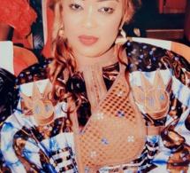 Voici la belle femme de  Saanex, Sadiya