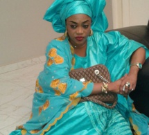 7 photos : Aida Diallo Cheikh Saliou, la magnifique épouse de Cheikh Béthio