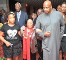 Maty Diouf, la petite-fille d'Abdou Diouf, s'est mariée