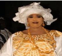 Adja Kiné Lam Mame Bamba dégage l'élégance