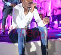 200 Photos : Waly Seck en symbiose avec la Faramarène Family