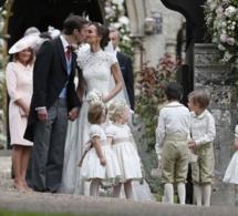Mariage de Pippa Middleton : les invités devaient prononcer un mot de passe de sécurité !
