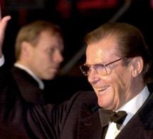 Roger Moore, l'acteur aux sept James Bond, est mort