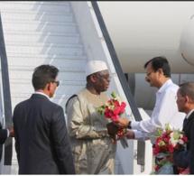 Le Président de la République Macky Sall en quelques clichés  en Inde