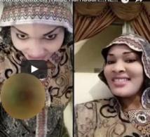 Vidéo - Tendance Ramadan: Admirez la belle Soumboulou  en mode «Selal»