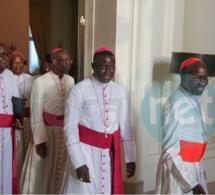 Le PR Macky Sall a reçu les évêques de la Province Ecclésiastique de Dakar, qui ont sollicité un nouveau sanctuaire Marial à Popenguine