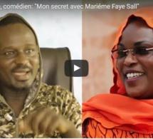Alioune Mbaye, comédien: « Mon secret avec Marième Faye Sall »