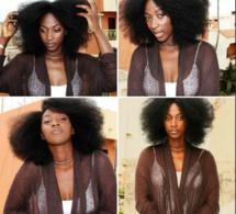Un big up à ces filles qui ont passé la Korité avec leurs cheveux crépus naturels...