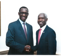 Tulinabo Salama Mushingi, nouvel ambassadeur des Etats-Unis au Sénégal
