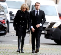 Brigitte Macron : « Le seul défaut d'Emmanuel Macron est d'être plus jeune que moi »