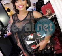 (08 Photos) Quand Mbathio Ndiaye séduit avec sa robe sexy...
