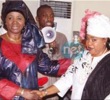 Photos : les images de la passation de service au Ministère de la Femme