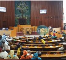 Photos : les députés en séance plénière pour la constitution des commissions de la XIIIe Législature