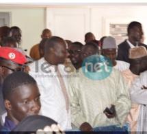 Passation de service: Thierno Niane DG sortant de la CDC passe le témoin à Aliou Sall