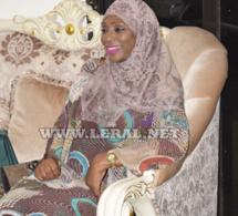 Photos : Ngoné Ndour toute belle et simple avec son voile