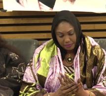 Alassane Mbaye chante les louanges de Sokhna Astou Baly Mbacké épouse de Serigne Bass Abdou Khadr