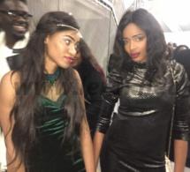 Les sœurs Awa Diop et Aïcha Diop Mme Ndao au Grand Bal de 2017