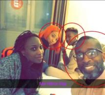 Vidéo: Bouba Ndour s'éclate avec Zeyna et Philippe, en pleine rue à Paris....