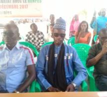 Journée internationale de lutte contre le Sida célébrée par le RENPES