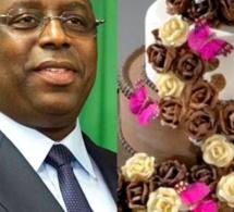 Vidéo: Macky Sall fête son anniversaire à... Regardez!!