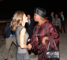 Marième Faye Sall accueille la Reine consort d'Espagne, Letizia Ortiz