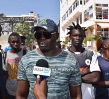 """Les images du déguerpissent musclé au parking de Mar Diop alias """" Bro"""" par le maire Sathie Agne"""