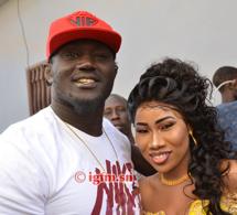 15 photos : Balla Gaye, l'invité surprise du mariage de la fille de Lamine Samba