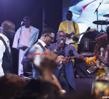6 photos : Une demande en mariage en plein concert de Youssou Nour en Gambie