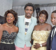 12 photos : Wally Seck au mariage de Diaba Mbaye