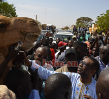 30 photos : Youssou Ndour honoré par les populations de Ndioum