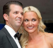 L'épouse de Donald Trump Jr demande le divorce