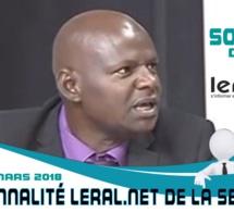 El Hadji Songué Diouf, personnalité Leral.net de la semaine